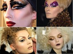 Make-up is divine
