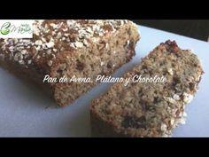 Pan de avena, naranja y plátano - Oat, Orange, and Banana Bread - YouTube
