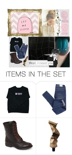 """'let me sleep'"" by your-an-outlaw ❤ liked on Polyvore featuring art"
