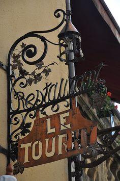 Sarlat, Aquitaine, France Le Tourny. Sarlat | Flickr: