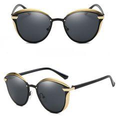 not fade alloy frame eyewear UV400 polarized sunglasses wholesale wd0824