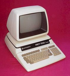 Commodore PET 700.   .....................................Please save this pin.   ............................................................. Click on this link!.. http://www.ebay.com/usr/prestige_online