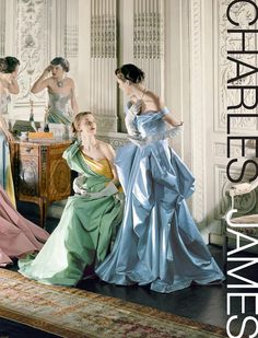 """Read an interview with """"Charles James: Beyond Fashion"""" co-curator Jan Glier Reeder about the exhibition and accompanying catalogue. #CharlesJames"""