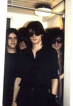The Sisters Of Mercy, 1984