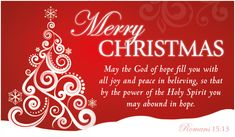 Free Joy and Peace eCard - eMail Free Personalized Christmas Cards Online
