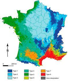 Climat en France