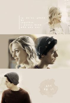 Betty and Jughead | Riverdale | Bughead | Tumblr