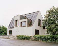 Menzi Bürgler Architekten |  Centro Comunitaro Evangélico | Würenlos, Suiza | 2013