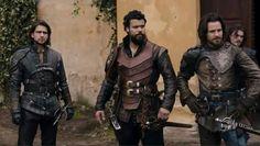 Bbc Musketeers, Luke Pasqualino, Tom Burke, Brothers In Arms, Medieval Fantasy, Movie Tv, Tv Series, Drama, Men