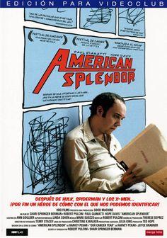 American splendor (2003) EEUU. Dir:     Robert Pulcini e Shari Springer Berman. Drama. Comeida. Biográfico. Cine independente USA - DVD CINE 836