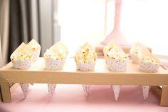 Ice Cream Party Popcorn Cones   Pop Roc Parties Blog