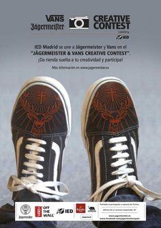 Jägermeister & Vans Concurso Diseño