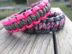 Hey, I found this really awesome Etsy listing at https://www.etsy.com/listing/50853367/pink-camouflage-and-grey-cobra-knot