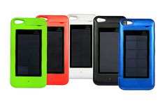 iPhone 5 Solar Charger [SC002] - $48.90 : Everweek.com, Online Shopping for Solar Charger, Apple Accessories, iPhone Cases, and Mini Speakers