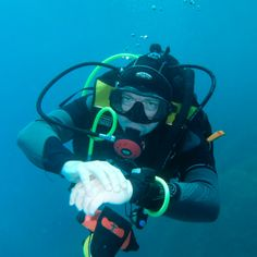 How a Darlington soldier battled against the odds to become a scuba diver