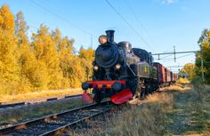 Steam Locomotive by Dan Xerxes Sundstrom on 500px