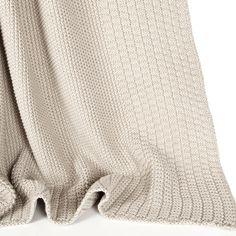Pearl knitted blanket | ZARA HOME United Kingdom