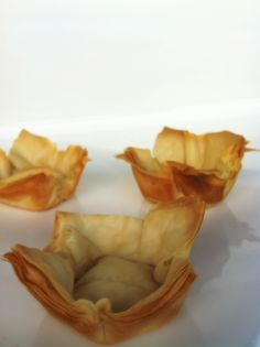 How to Make Phyllo Pastry Cups | Amy Layne Paradigm Blog