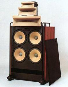 1977 Technics SB-9500N | #Speakers #Audio