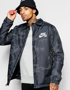 Nike SB | Nike SB Coach Jacket 682821-010 at ASOS