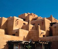 Santa Fe, New Mexico - one of my favorite places!