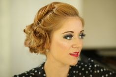 Cinema Style: Great Gatsby. Blog shoot with @Hilary Kennedy and @AGraves