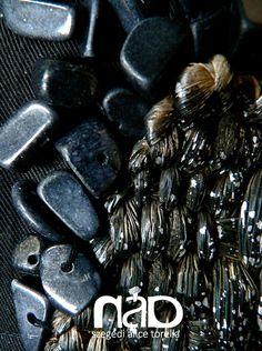 Designed by Szegedi Torella: Organic urban chic (reed, onyx and textile)