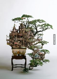 Bonsai Tree Castle                                                                                                                                                      More