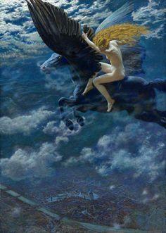 Edward Robert Hughes - Dream Idyll. Edward Robert HUGHES (1851–1914) was an…