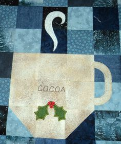 In January 2014 Cindy From The Blog Quilt Doodle Doodles Introduced Her Mystery