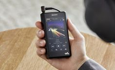 Sony NW-WM1A Walkman (EUR 1200) - Read on for our quick take on this High-Res player