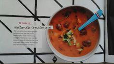 Hollandse tomatensoep
