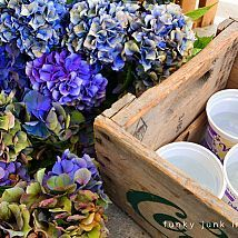 The secret to drying hydrangeas... with no wrinkled petals in sight!