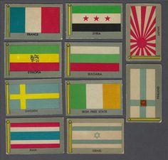 abyssinia flag topps car – RechercheGoogle Irish Free State, Ethiopia, Finland, Flags, Japan, Car, Google, Automobile, Japanese Dishes