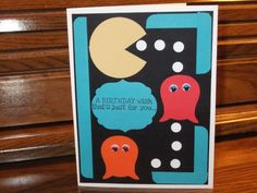 Kids Birthday with owl punch, circle punch and framelet.