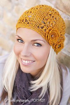 Ravelry: Emma Hat pattern by Viktoria Gogolak