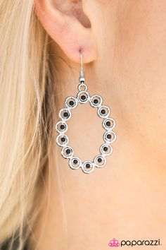 Paparazzi Accessories-   Everything is $5!  All jewelry is nickel and lead free. New inventory added daily. If you see a piece that you love buy it because it might not be there again. Find this and other jewels at https://paparazziaccessories.com/84702/ SEA You In My Dreams - Black