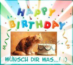 HAPPY BIRTHDAY: Wünsch dir was...! - ツ GeburtstagsBilder & Geburtstagsgrüße ツ