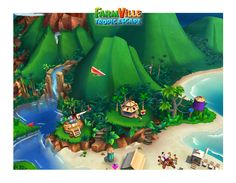 Check out my private paradise in FarmVille: Tropic Escape!  http://zynga.my/island