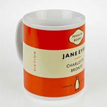 Jane Eyre mug on British Library