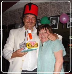 #ComedyMagic    #TommyCooper    #TributeShow  #Birthdayparty