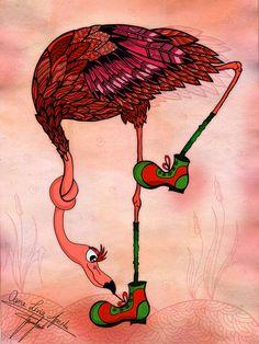 Colorful illustrations by Oana Livia Apostu