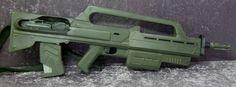 (Starship Troopers).Morita Mk I Carbine.