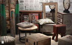 komoda i stolik w stylu loft - Szukaj w Google
