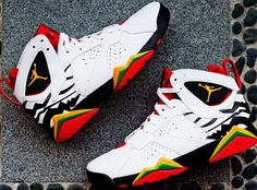 I don't usually wear Jordans but these are tough.