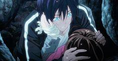 Yato & Hiyori Iki ♡ Noragami (/*+*)/ *squeals as the god of calamity and Hiyori has found love* Anime Noragami, Yato X Hiyori, Manga Anime, Fanarts Anime, Anime Kiss, Danshi Koukousei No Nichijou, Yatori, Gekkan Shoujo, Natsume Yuujinchou