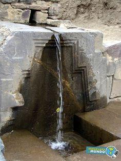 Vale Sagrado Peru aquedutos