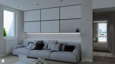 Salon - Styl Skandynawski - Nasciturus design