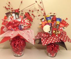 Large & Medium Bouquets  Order for any occasion! 585-319-2333 www.CandyLandCandyBuffets.com