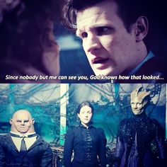 Doctor Who || 11 and River || Fricken loved this part :)